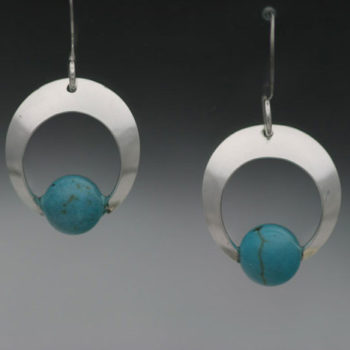 E-CRESCENT-SS-TURQUOISE-$50