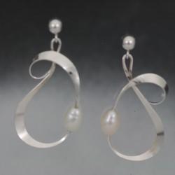 Solar Loop Earrings