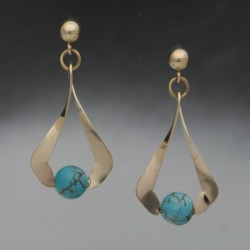 E-STARDUSTS-14K-GF-TURQUOISE