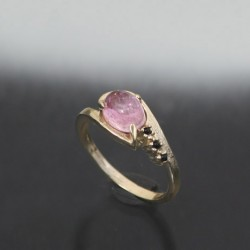 R-THREE-STAR-COMET-14K-PINK-TOURMALINEONYX